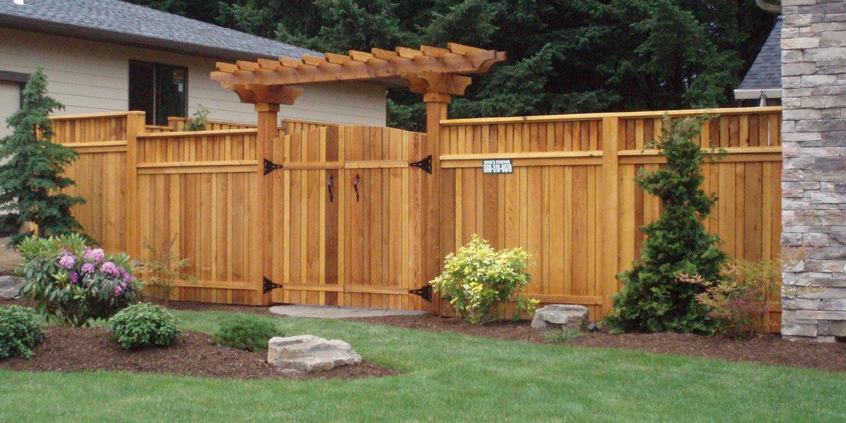 Fence Contractor Salem Oregon